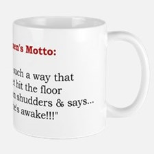 Powerful Women's Motto Small Small Mug