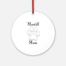 Mastiff Misc 4 Ornament (Round)