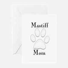 Mastiff Misc 4 Greeting Cards (Pk of 10)