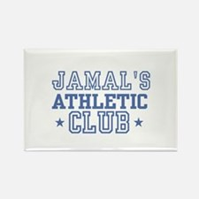 Jamal Rectangle Magnet