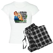 If Rosie Can Do It Liver Disease Pajamas