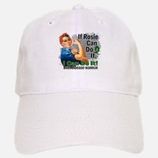 If Rosie Can Do It Liver Disease Baseball Baseball Cap
