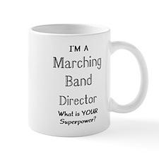 marching band director Mug