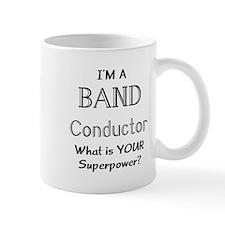 band conductor Mug