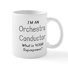 orchestra conductor Mug