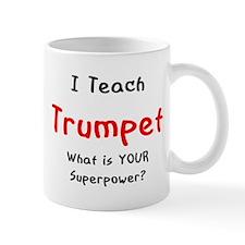 teach trumpet Mug
