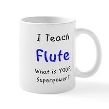 teach flute Mug