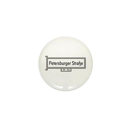 Petersburger Strasse, Berlin Mini Button (10 pack)