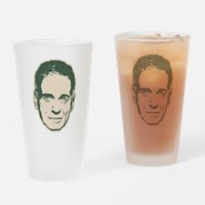 Ralph Nader Drinking Glass