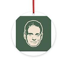 Ralph Nader Ornament (Round)