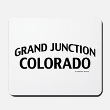 Grand Junction Colorado Mousepad