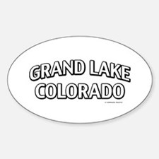 Grand Lake Colorado Decal