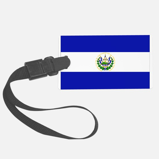 El Salvador Luggage Tag