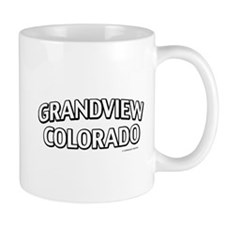 Grandview Colorado Mug