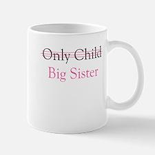 ONLY CHILD TO BIG SISTER Mug