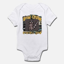 Road Kill Stew Infant Bodysuit