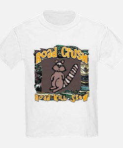 Road Kill Stew Kids T-Shirt