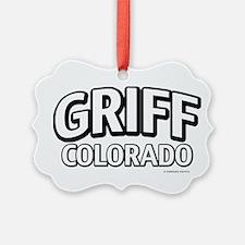 Griff Colorado Ornament