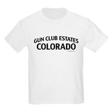 Gun Club Estates Colorado T-Shirt