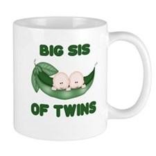 BIG SIS OF TWINS Mug