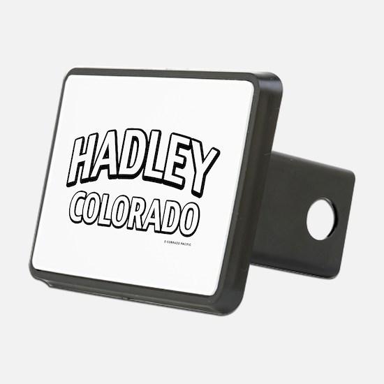 Hadley Colorado Hitch Cover
