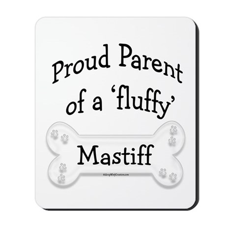 Mastiff Misc 1 Mousepad
