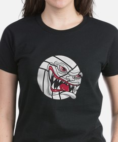 Angry Volleyball Tee