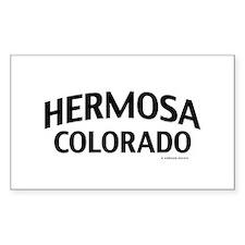 Hermosa Colorado Decal
