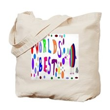 Worlds Best Tote Bag