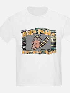 Brake Peddle BBQ Kids T-Shirt
