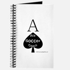 Ace Soccer Coach Journal