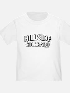 Hillside Colorado T-Shirt