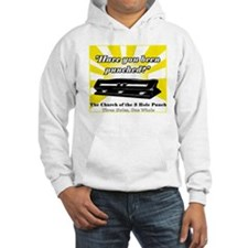 Sanctioned and Sanctified Hooded Sweat!