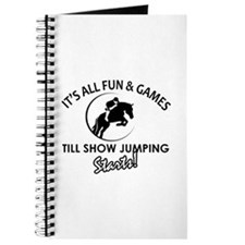 Show Jumping designs Journal