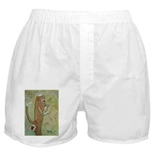 Sock Monkey Father and Child Boxer Shorts