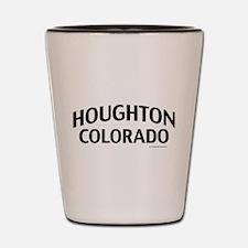 Houghton Colorado Shot Glass