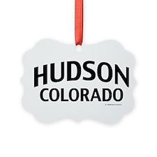 Hudson Colorado Ornament
