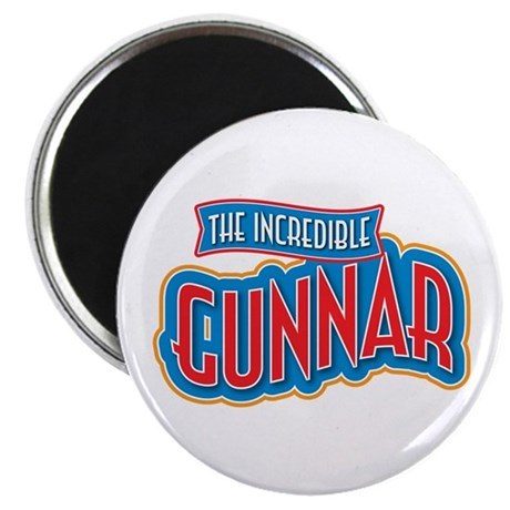 The Incredible Gunnar Magnet