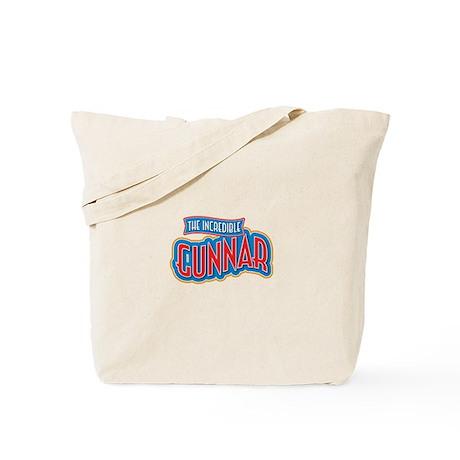 The Incredible Gunnar Tote Bag