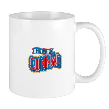 The Incredible Gunnar Mug