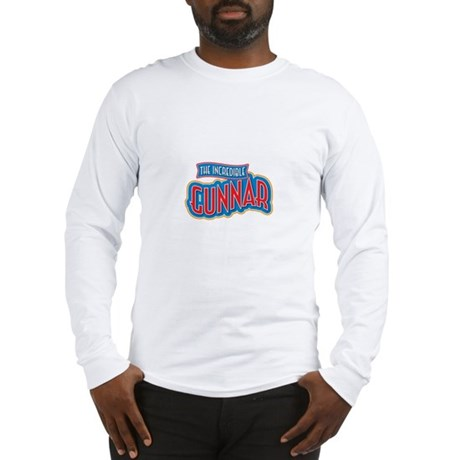 The Incredible Gunnar Long Sleeve T-Shirt