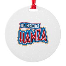 The Incredible Hamza Ornament