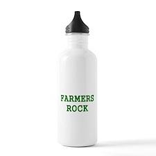 FARMERS ROCK Water Bottle