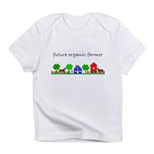 future organic farmer.bmp Infant T-Shirt