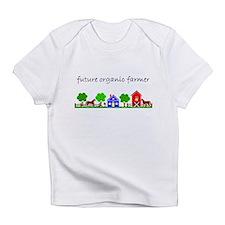 future organic farmer.bmp Infant T-Shirt