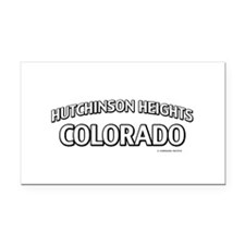 Hutchinson Heights Colorado Rectangle Car Magnet