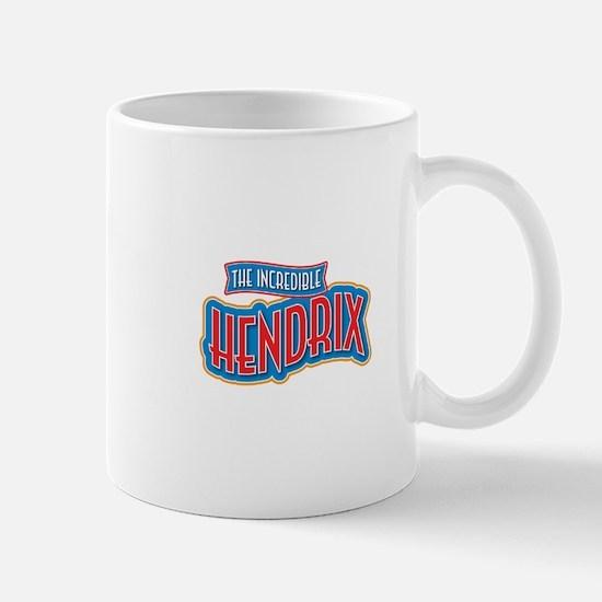 The Incredible Hendrix Mug
