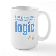 Spock Quote Mug