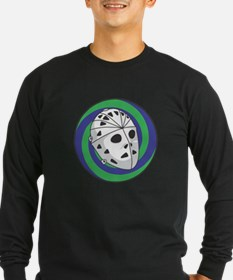 Goalie Mask Circle Design T