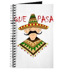 QUE PASA Journal